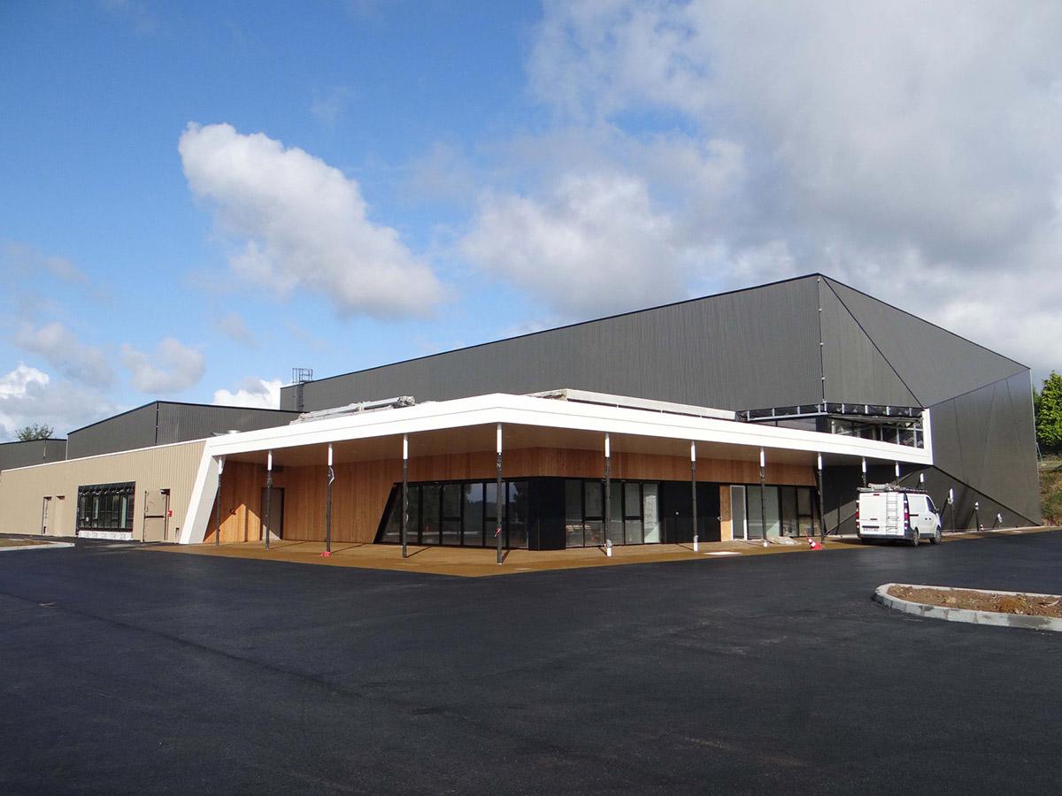 Salle Multisports Communautaire