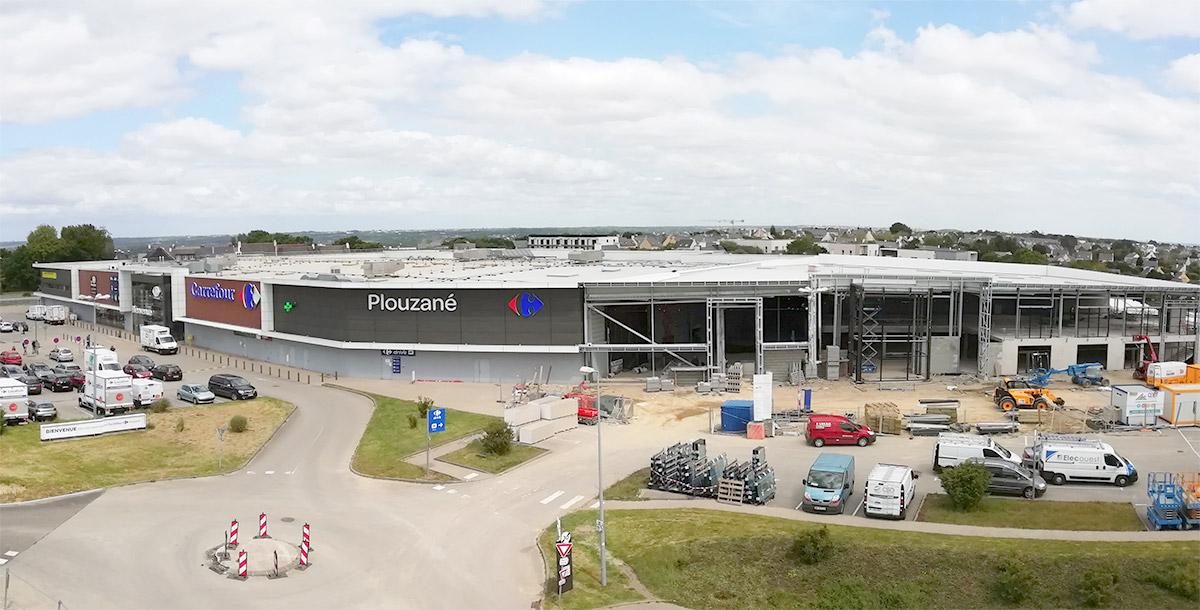 Carrefour Plouzané